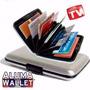 Cartera Aluma Wallet Aluminio Unisex Como Lo Viste En Tv<br><strong class='ch-price reputation-tooltip-price'>$ 139<sup>00</sup></strong>