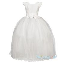 Vestido Primera Comunion Elegante De Lujo Niña Exclusivo 087
