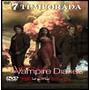 Diarios De Um Vampiro 7ª Temporada Dublado Em Dvd´s Video.