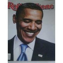 Obama En Revista Rolling Stone Usa - Julio 2008