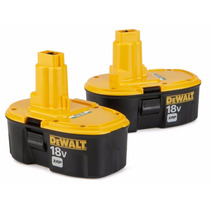 Set De Baterias (2pzas) Dewalt Dc9096 Xrp 18v