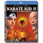 Blu Ray Karate Kid 2 A Hora Da Verdade Continua Novo Lacrado