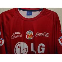 Playera Del Morelia Oficial Vintage De Colección Atletica L