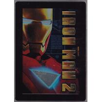 Iron Man 2 2010 Steelbook Pelicula Dvd