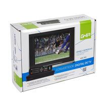 Convertidor De Señal Digital De Tv Ghia Con Grabación Usb