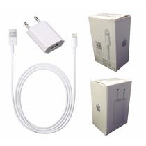 Carregador Ipod Touch Shuffle + Cabo Lightning 100% Original