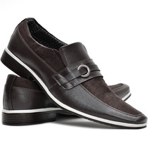 Sapato Venetto Social Chique Diferente C Detalhes Exclusivos