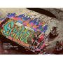 Livro Graffiti - Um Conto Urbano (hq Rara Sobre Grafiteiros)