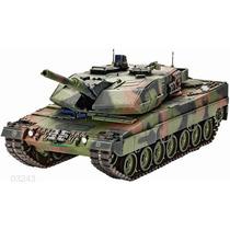 Revell Alemana Tanque Leopard 2a5/a5 Nl 1/35 Armar Pintar