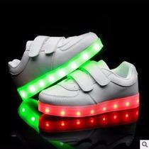 Tenis Led Unisex Luminosos 7 Colores Moda 12msi Envio Gratis