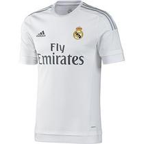 Jersey Adidas Real Madrid 100% Original 2015-2016 *no Clones