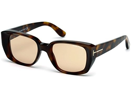 8d5abb9d89 Gafas De Sol Tom Ford Raphael (dark Havana Frame Light Brow - $ 728.990 en  Mercado Libre