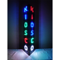Cartel Led Kiosco