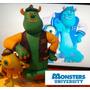 Monster Inc University En Tu Torta !!!