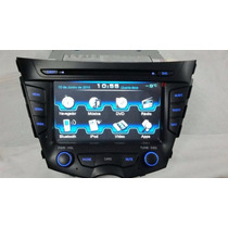 Central Multimidia Veloster Axis Completa C/gps/tv/usb/radio