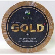 Fita Adesiva - Gold 15 Metros - Prótese Capilar, Perucas