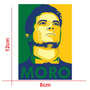 Adesivo Sérgio Moro Juiz Brasil Lava Jato Frete Grátis #6011
