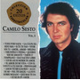 Cd Colección Camilo Sesto / 20 Exitos Vol 1 (album 1993)