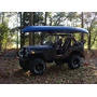 Base Porta Lancha/carpa Jeep Cj Wrangler Fj