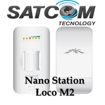 Nano Station Loco M2 Ubiquiti Network Version Internacional