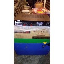 Amplificador Nipon Dj Modelo Dj-80