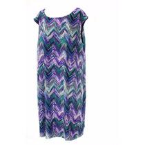 Vestido Mujer Connected Apparel Plus Size Talla Grande 18w