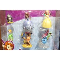 Set De Figuras Princesa Sofia De Disney