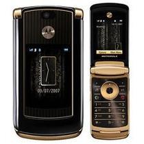 Motorola Razr2 V8 Luxury Edition Mp3 Sms Radio Fm Cam 2mp V8