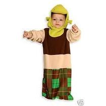 Disfraz Para Bebe Niño Shrek Tercero Costalito Para El Frio