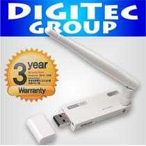 Adaptador Usb Wifi T-link Con Antena 150mbps N150ua- Cordoba