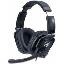 Auricular Genius Gx Lychas Stereo Microfono Head Hd