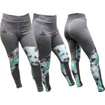 Id177 Calzas Largas Hartl Urban Legs Gray Green Batik
