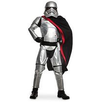 Disfraz Capitan Phasma Star Wars Original Importado Disney