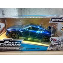 Nissan Gt-r (r35) B 1:24 Rapidos Y Furiosos Jada Toys.
