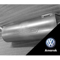 Volkswagen Amarok Cañossilen - 1/2 Equipo