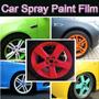 Rubbert Paint Pintura En Spray En Vinilo Removible Llantas