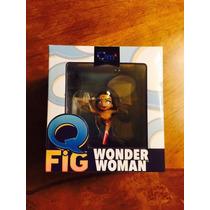 Qmx Dc Comics Wonder Woman Q-fig Loot Crate