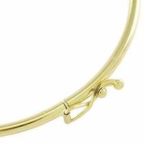 Pulseira Bracelete Feminino Em Ouro 18k-750 Frete-grátis