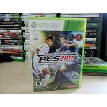 Pes 13 - Xbox 360 (original)