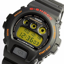 Relogio Casio G-shock Dw-6900 G-1v Alarme Cronometro 200m G