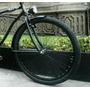 Llanta Negra Flama R26 Para Bicicleta Vintage Chopper