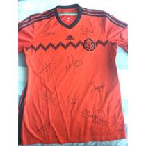Camisa Oficial De Selecion Mexicana