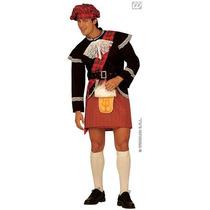 Traje Escocés - Kilt Con Sorpresa Escocés Vestido De Lujo