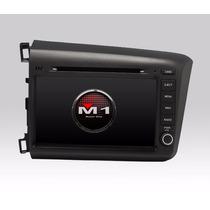 Central Multimidia M1 Honda New City/ Crv/ Civic/ Fit/ Etc