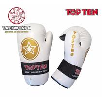 Equipo Entrenamiento Top Ten - Guante Karate Artes Marciales