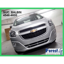 Chevrolet Spin 1.8n Ltz 2016 Financiación Bonificada #5