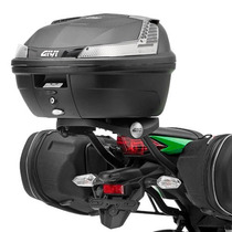 Soporte Trasero Monorack Kawasaki Ninja 300 4108fz Motodelta