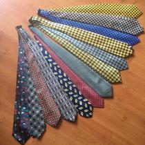 Remato Lote De Corbatas Vintage, Nuevas, Varios Modelos $22