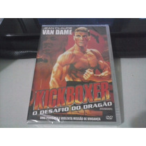 Kickboxer - O Desafio Do Dragão - Van Damme - Lacrado