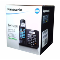Teléfono Panasonic Inalámbrico Dect 6